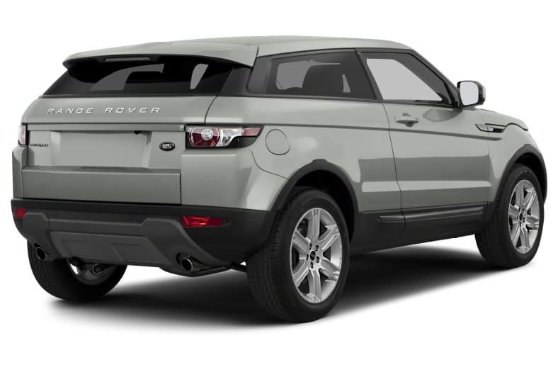 2013 Land Rover Range Rover Evoque Exterior Photo
