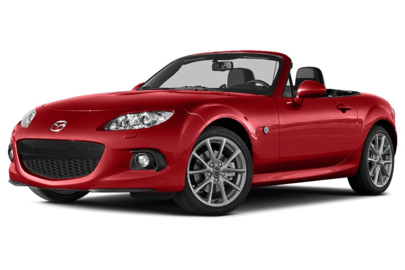 2014 Mazda MX-5 Miata Exterior Photo