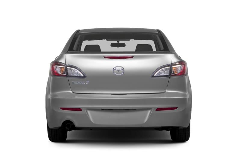 2013 Mazda Mazda3 Exterior Photo
