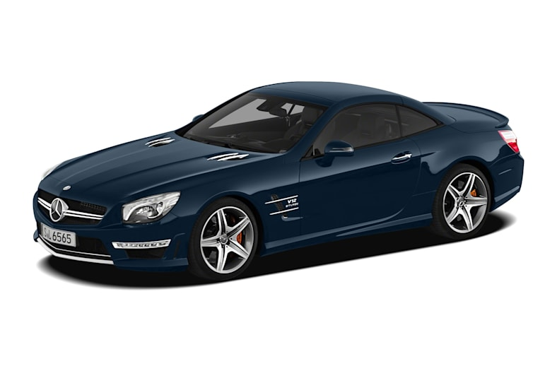 2013 Mercedes-Benz SL-Class Exterior Photo