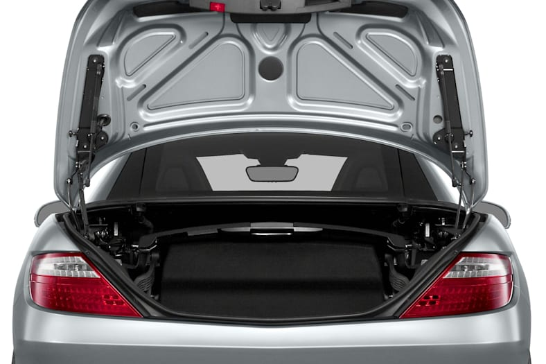 2013 Mercedes-Benz SLK-Class Exterior Photo