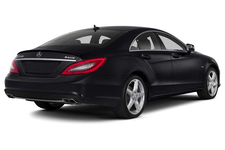 2013 Mercedes-Benz CLS-Class Exterior Photo