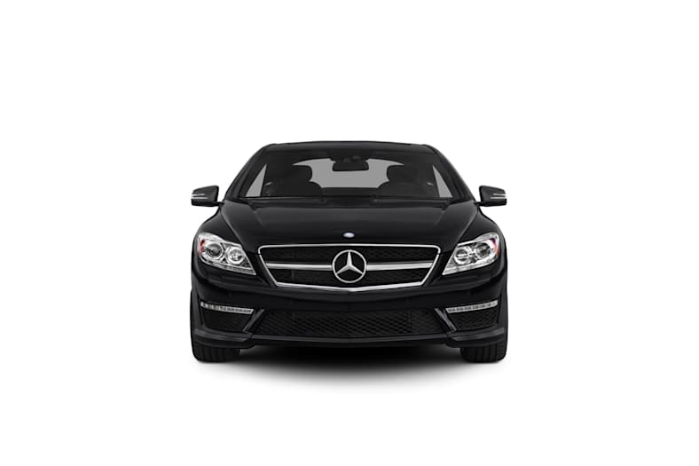 2013 Mercedes-Benz CL-Class Exterior Photo