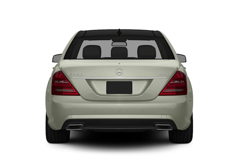 2013 Mercedes-Benz S-Class Exterior Photo