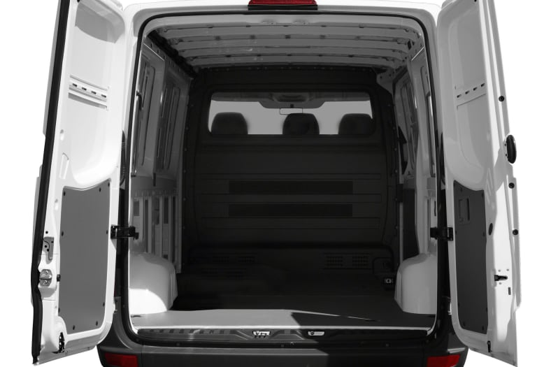 2013 Mercedes-Benz Sprinter Exterior Photo