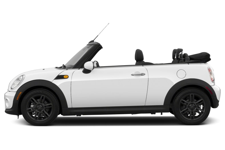 2013 MINI Convertible Exterior Photo