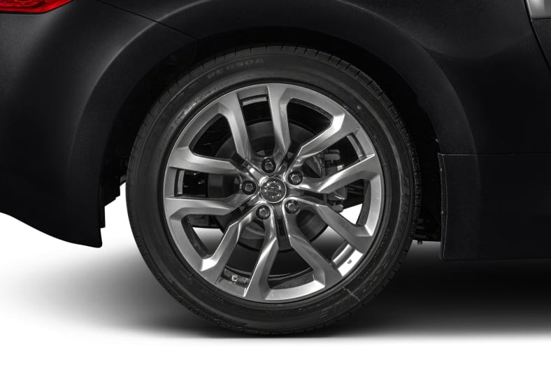 2014 Nissan 370Z Exterior Photo