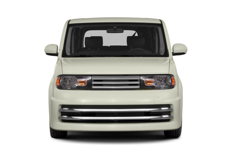 2013 Nissan Cube Exterior Photo