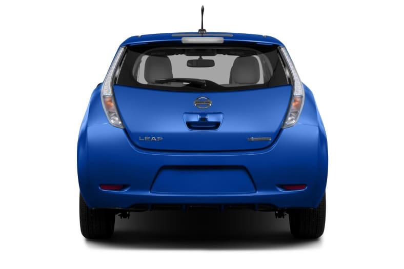 2013 Nissan LEAF Exterior Photo