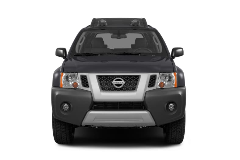 2013 Nissan Xterra Exterior Photo