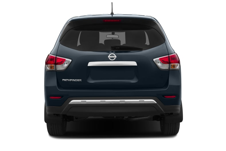 2014 Nissan Pathfinder Exterior Photo