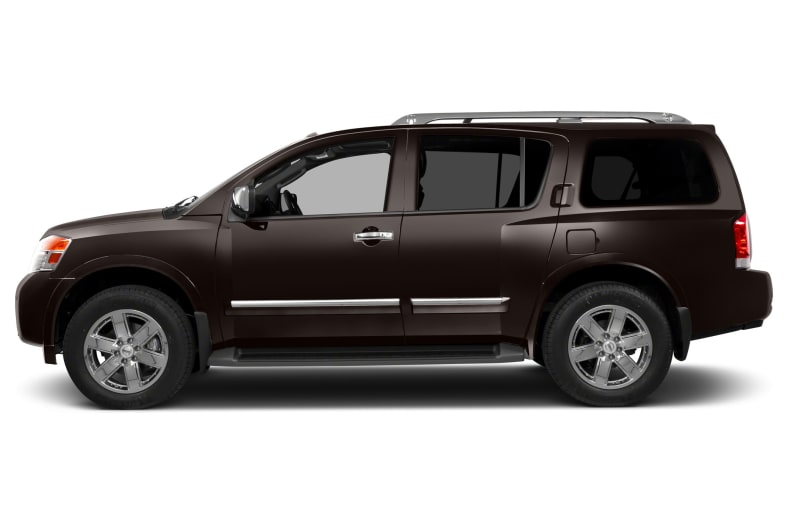 2013 Nissan Armada Exterior Photo