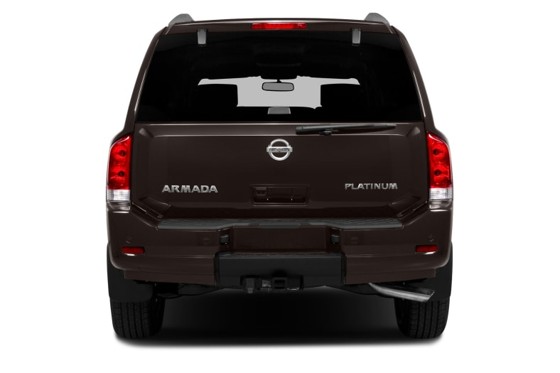 2014 Nissan Armada Exterior Photo