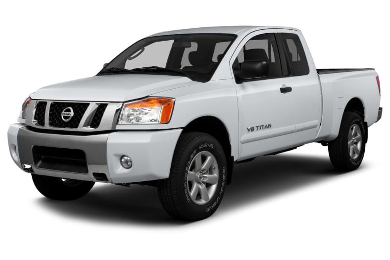 2014 Nissan Titan Exterior Photo