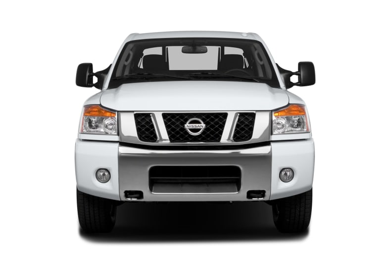 2013 Nissan Titan Exterior Photo