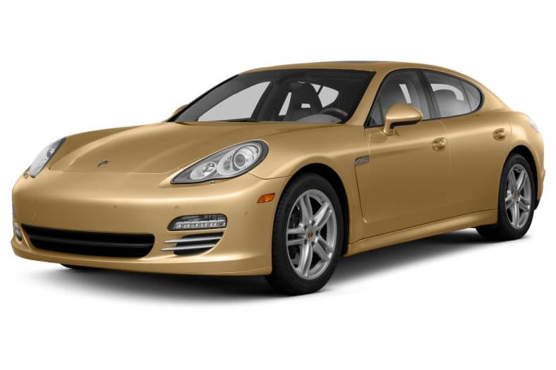2013 Porsche Panamera Exterior Photo