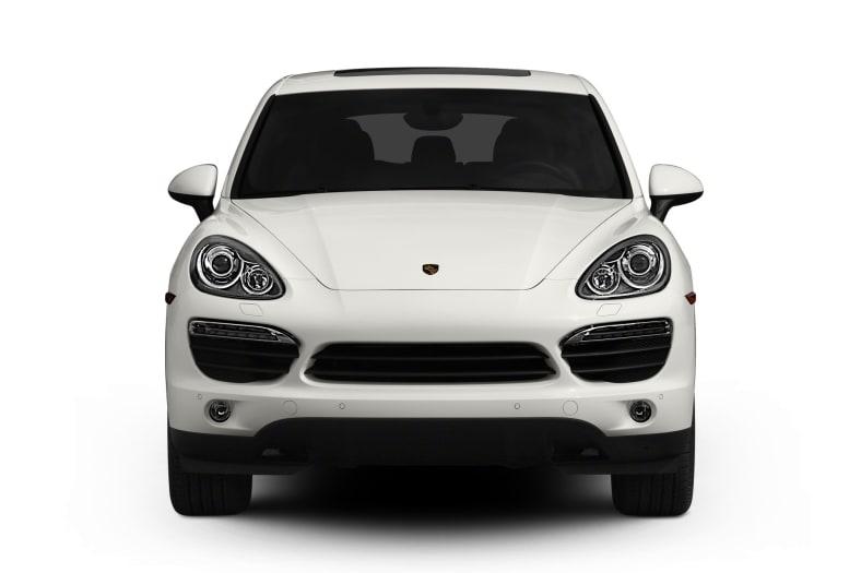 2013 Porsche Cayenne Exterior Photo