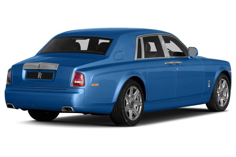 2014 Rolls-Royce Phantom Exterior Photo