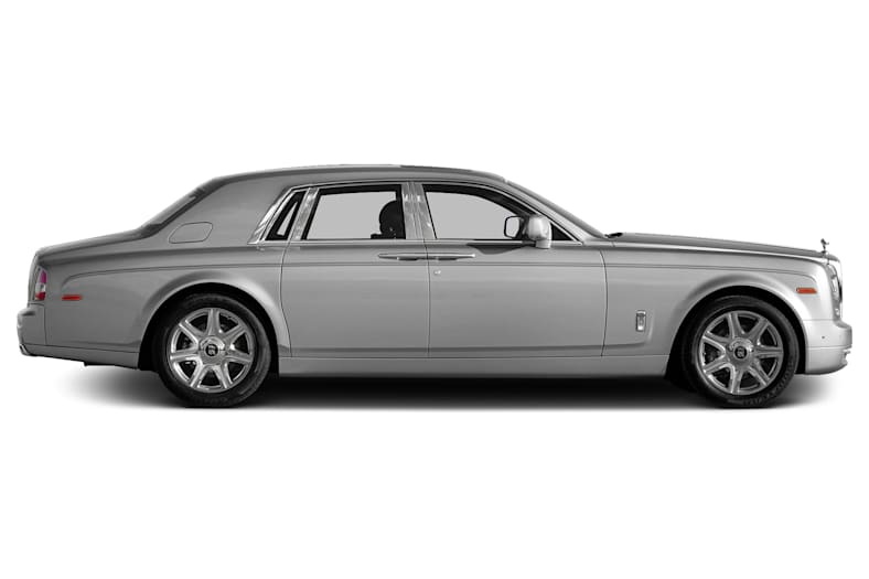 2013 Rolls-Royce Phantom Exterior Photo