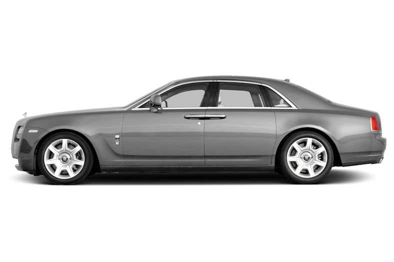 2013 Rolls-Royce Ghost Exterior Photo