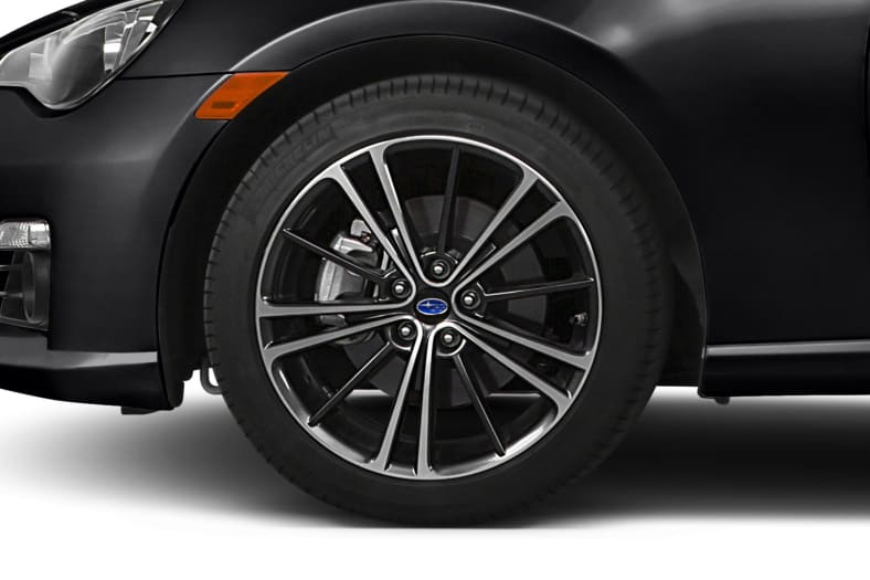 2014 Subaru BRZ Exterior Photo