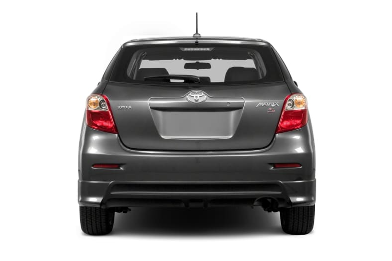 2013 Toyota Matrix Exterior Photo