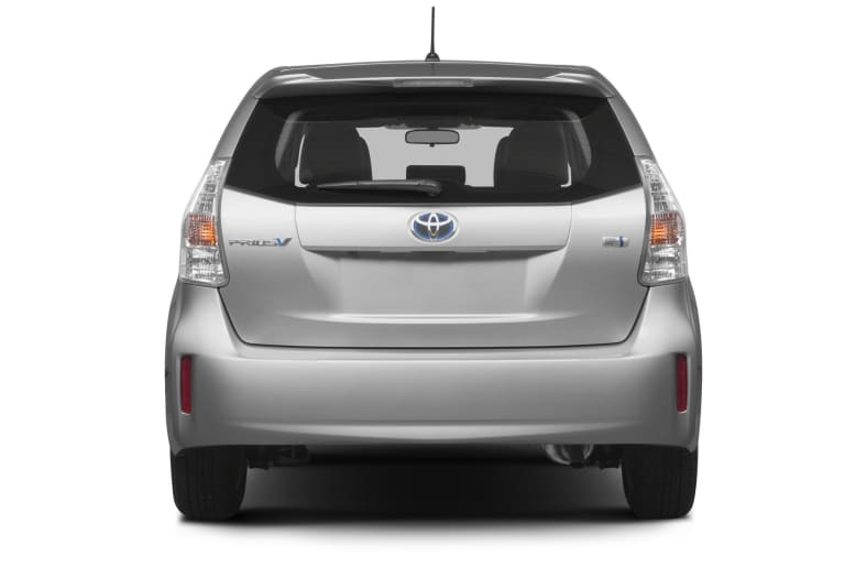 2013 Toyota Prius v Exterior Photo