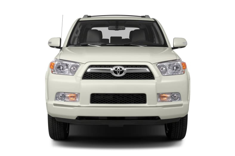 2013 Toyota 4Runner Exterior Photo