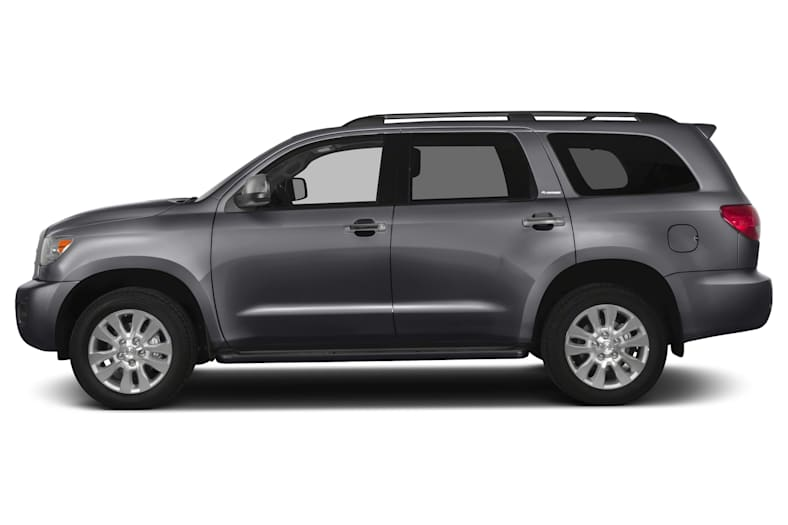 2013 Toyota Sequoia Exterior Photo