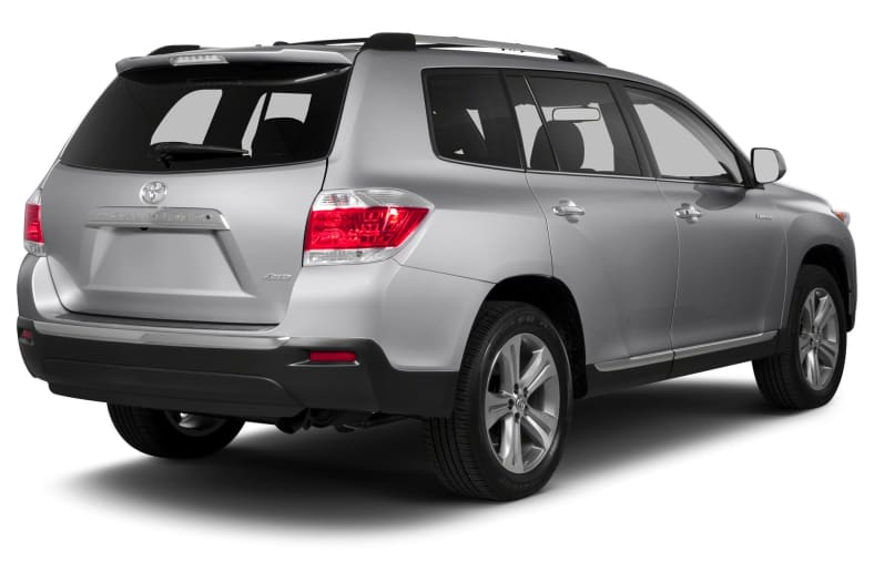 2013 Toyota Highlander Exterior Photo