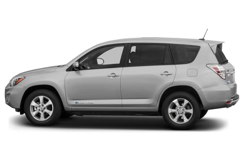 2013 Toyota RAV4 EV Exterior Photo
