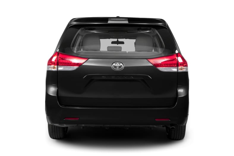 2013 Toyota Sienna Exterior Photo
