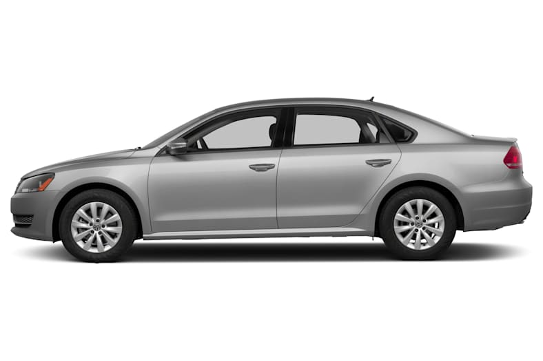 2013 Volkswagen Passat Exterior Photo