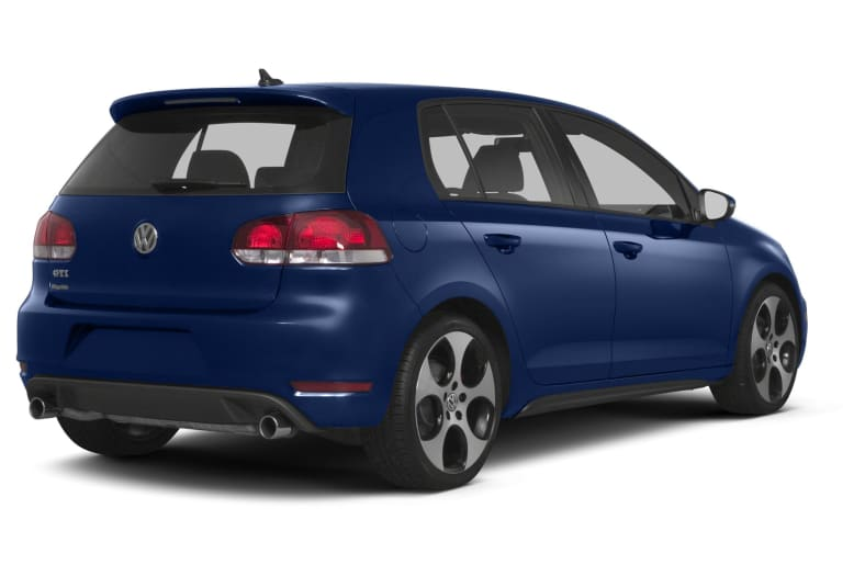 2013 Volkswagen GTI Exterior Photo