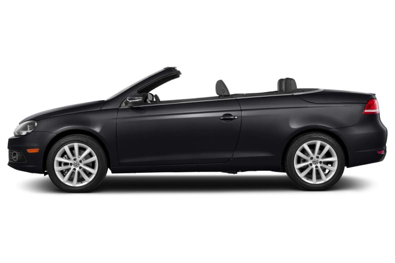 2014 Volkswagen Eos Exterior Photo