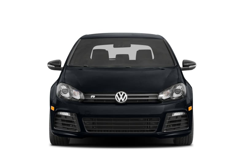 2013 Volkswagen Golf R Exterior Photo