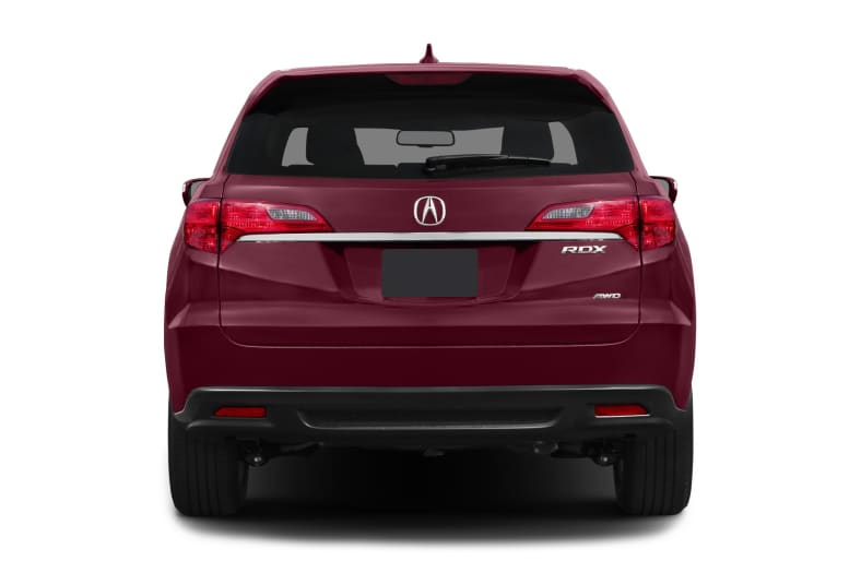 2014 Acura RDX Exterior Photo