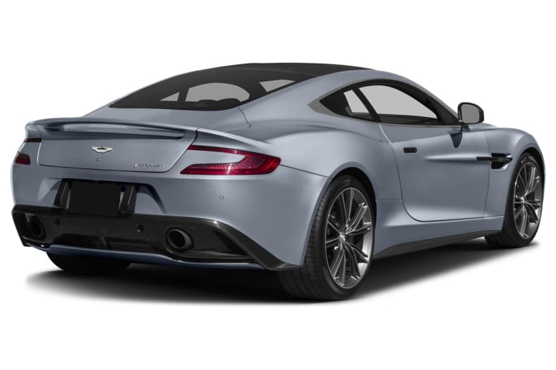 2014 Aston Martin Vanquish Exterior Photo