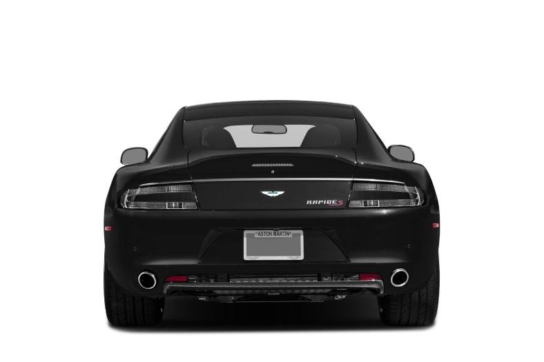2014 Aston Martin Rapide S Exterior Photo