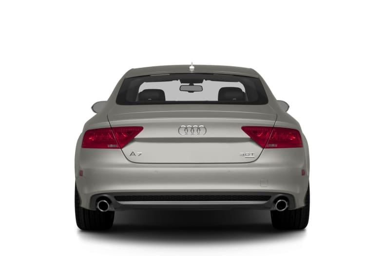 2014 Audi A7 Exterior Photo