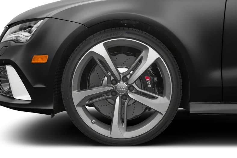 2014 Audi RS 7 Exterior Photo