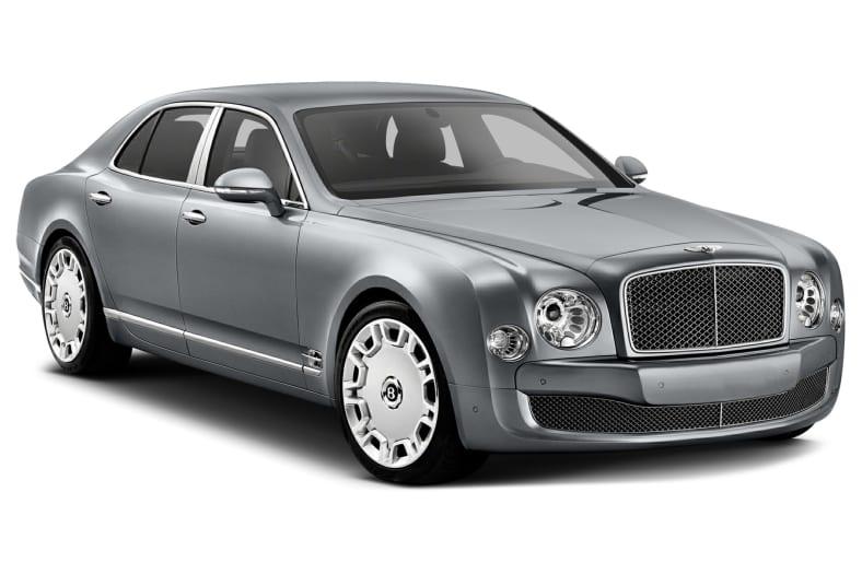 2014 Bentley Mulsanne Exterior Photo