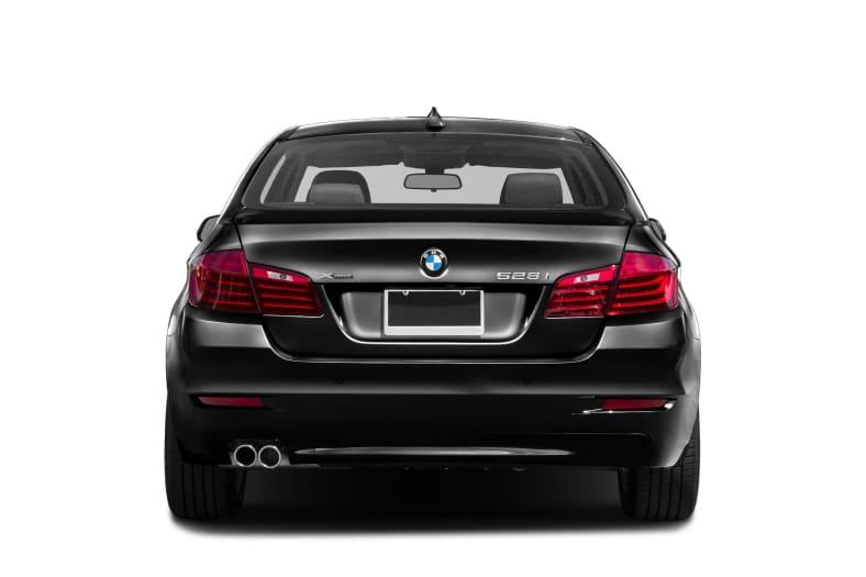 2014 BMW 528 Exterior Photo