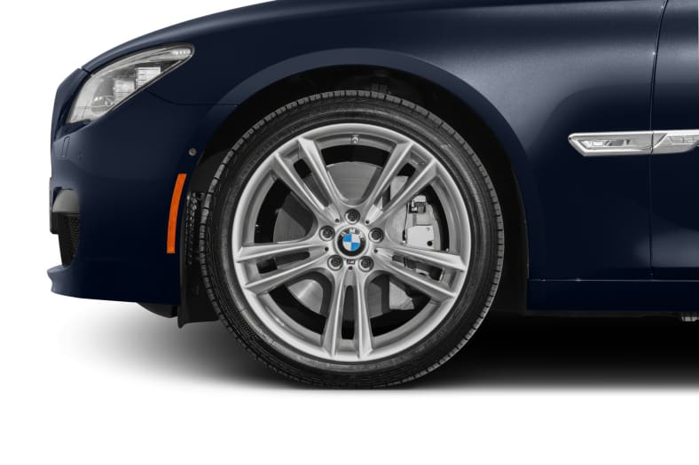 2013 BMW 760 Exterior Photo