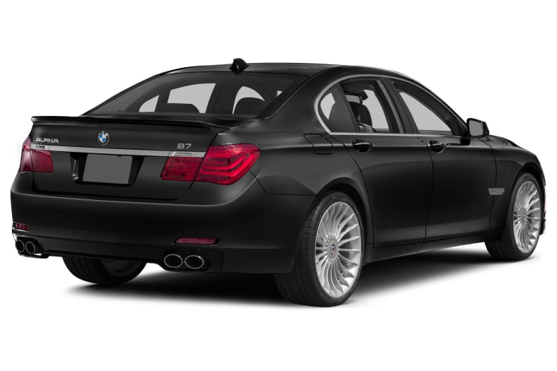 2014 BMW ALPINA B7 Exterior Photo