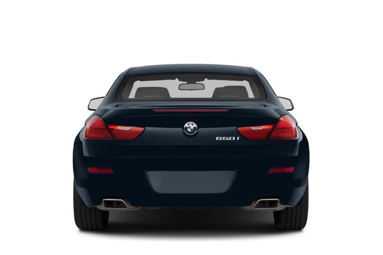 2014 BMW 650 Exterior Photo