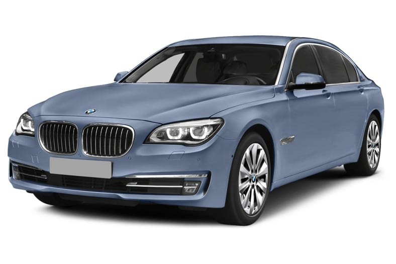 2014 BMW ActiveHybrid 740 Exterior Photo