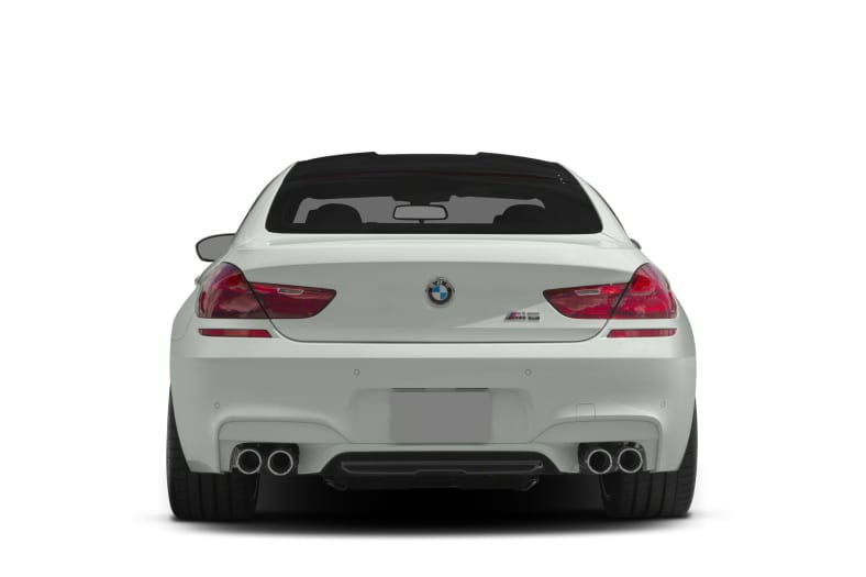 2014 BMW M6 Gran Coupe Exterior Photo