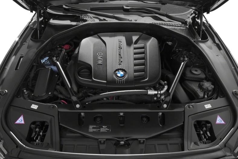 2014 BMW 535d Exterior Photo