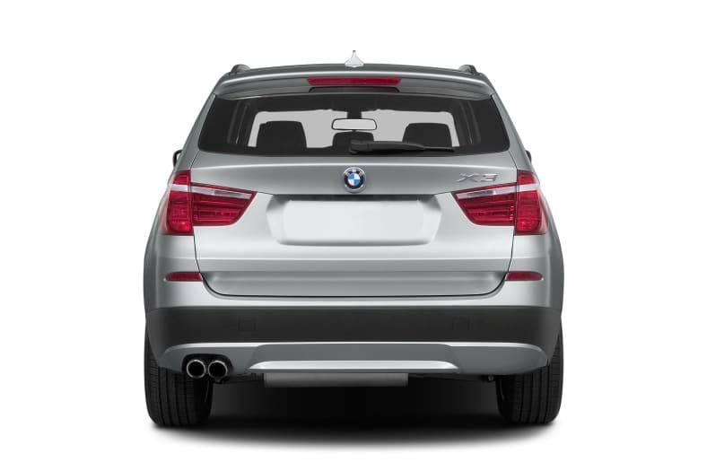 2014 BMW X3 Exterior Photo